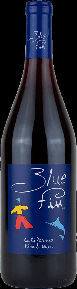 Blue Fin Pinot Noir Bottleshot