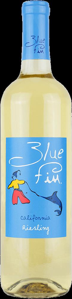 Blue Fin Riesling Bottleshot