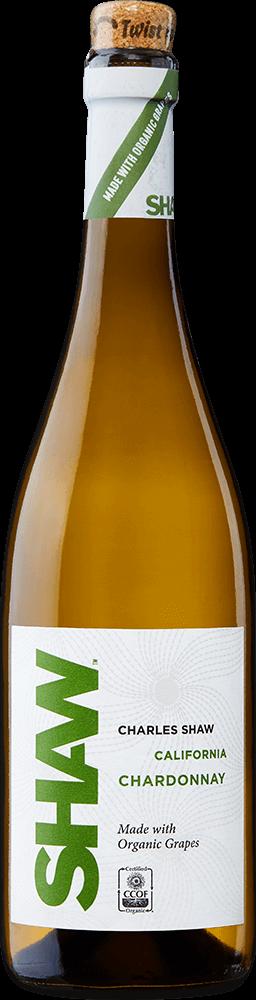 Shaw Organic Chardonnay Bottleshot