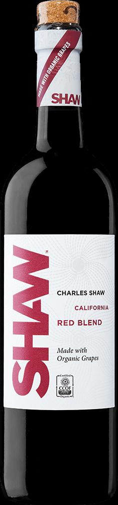 Shaw Organic Red Blend Bottleshot