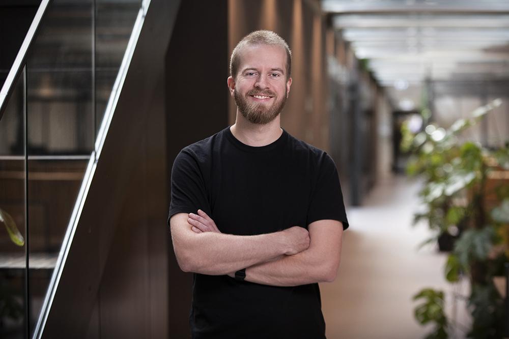 Portrettbilde av Petter Blandhol, Digital rådgiver innen markedsføring