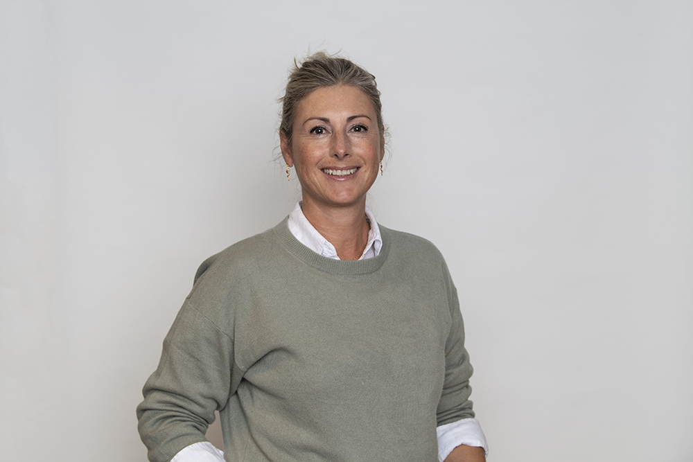 Portrettbilde av Carita Galtung Døsvig, digital rådgiver innen digital markedsføring i Labs