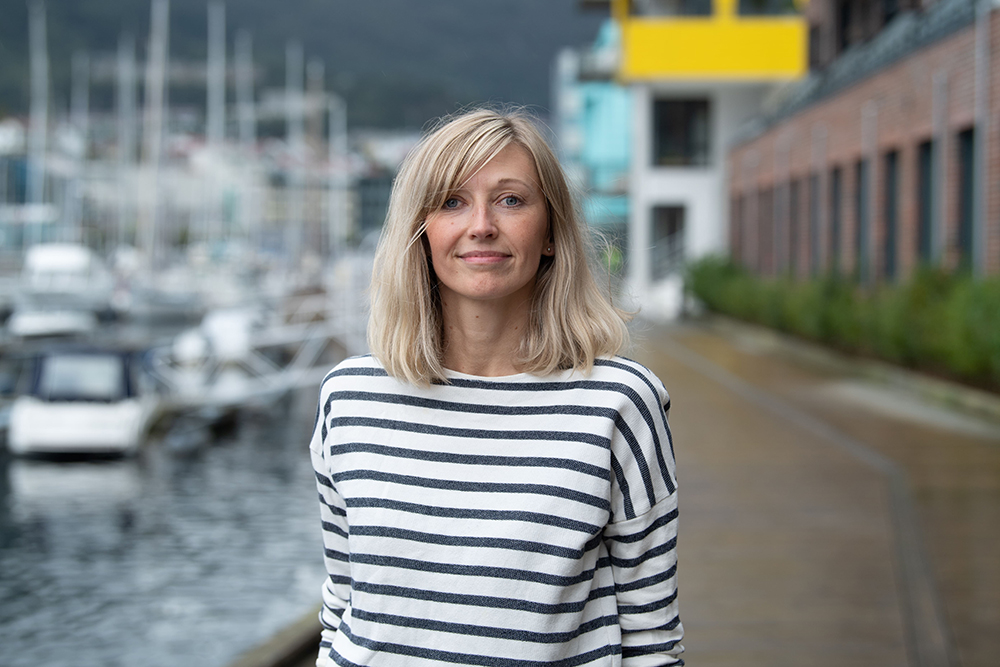Portrettbilde av Iveta Keisa, Data Scientist og digital rådgiver
