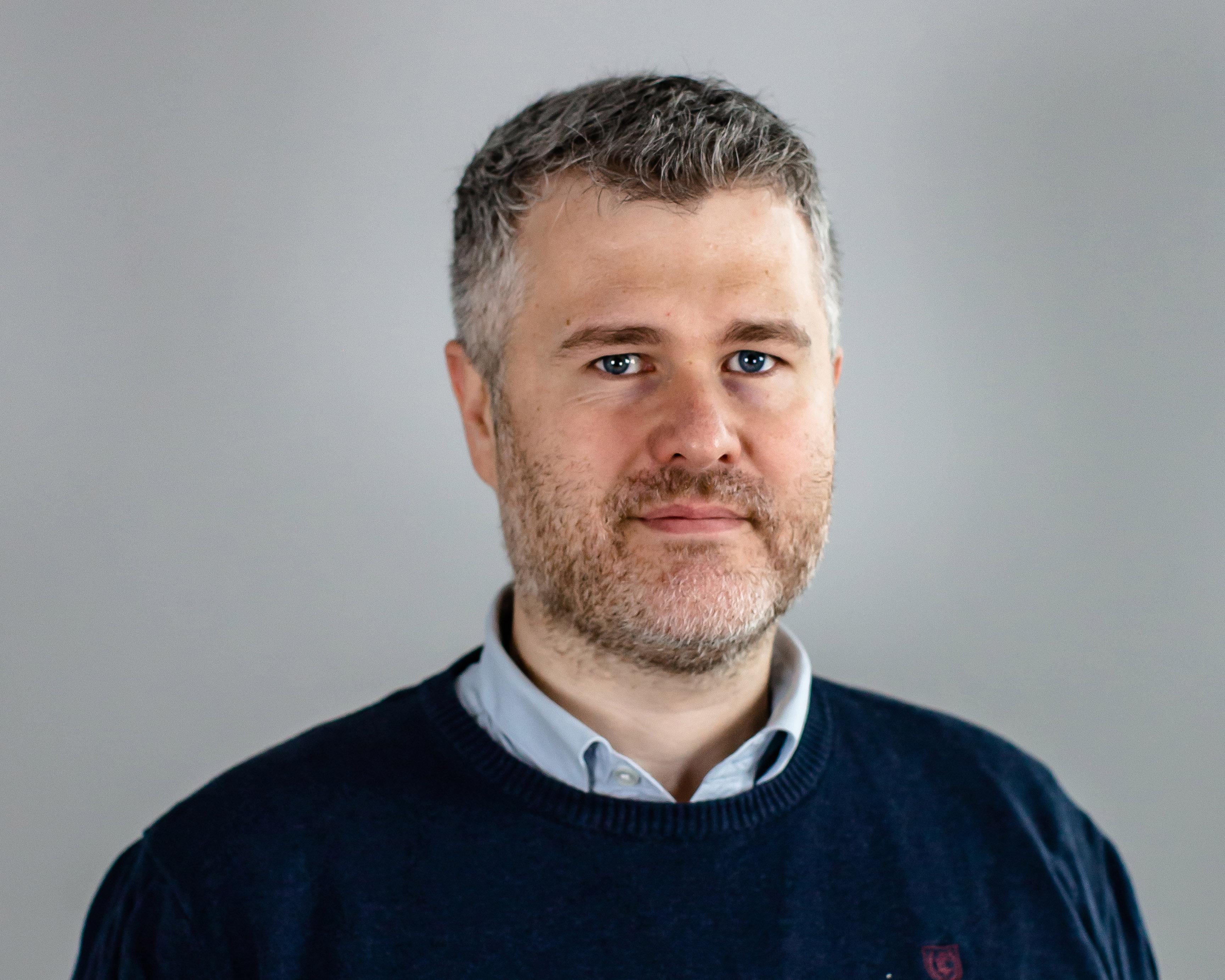 Portrettbilde av Ole Rønneseth, SEO spesialist og digital rådgiver