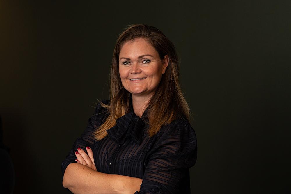Portrettbilde av Ragnhild Berge, Senior digital rådgiver