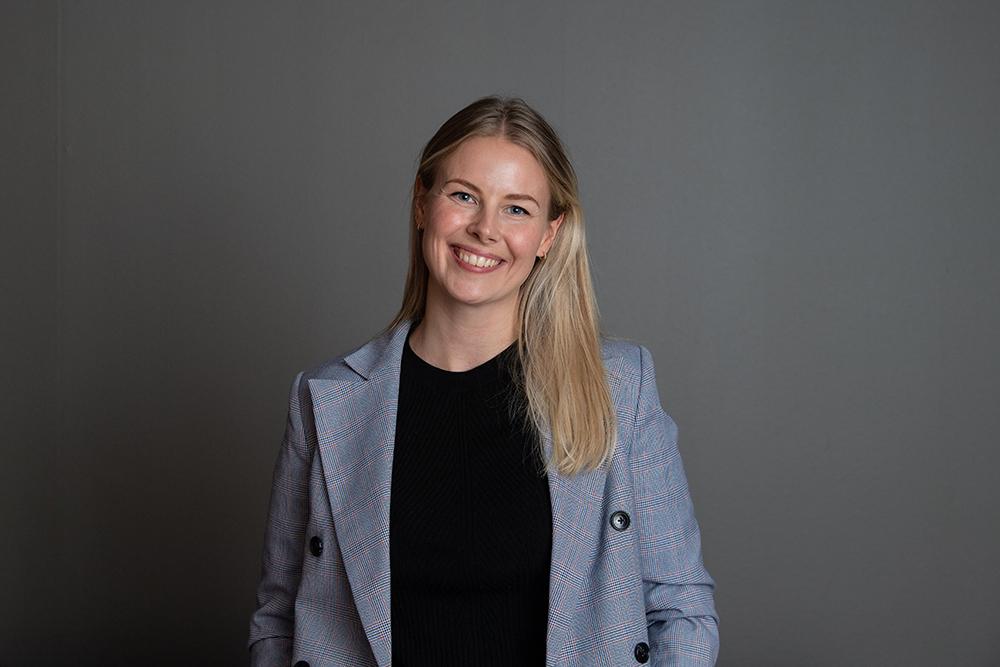 Portrettbilde av Else Foyn-Bruun, digital rådgiver innen digital markedsføring