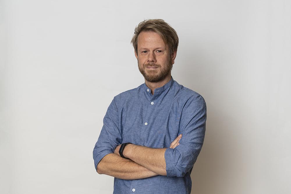 Portrettbilde av Ole Helland, Utvikler og digital rådgiver