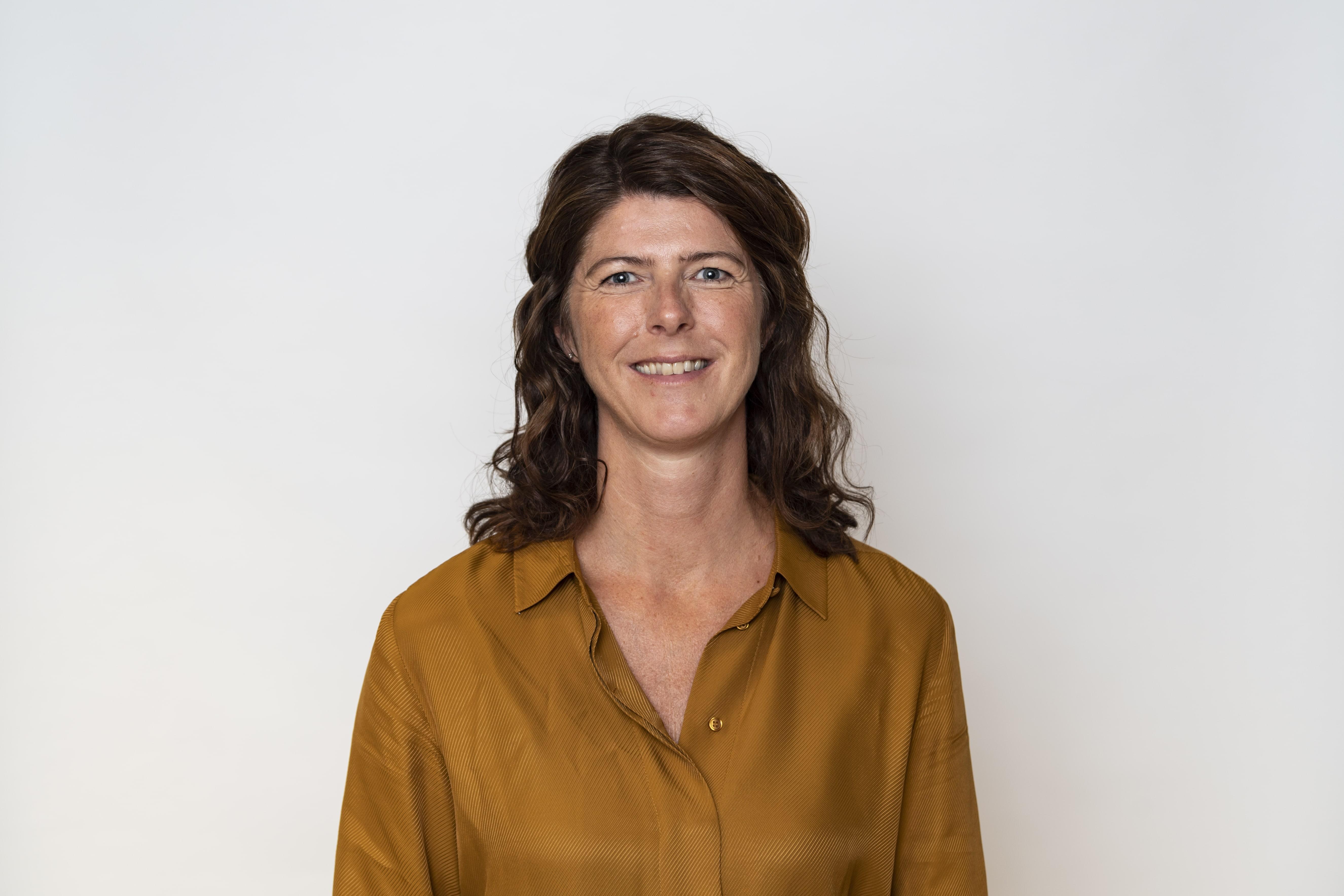Portrettbilde av Jannicke Liebenberg, Salgsleder for Digitale markedsføringstjenester