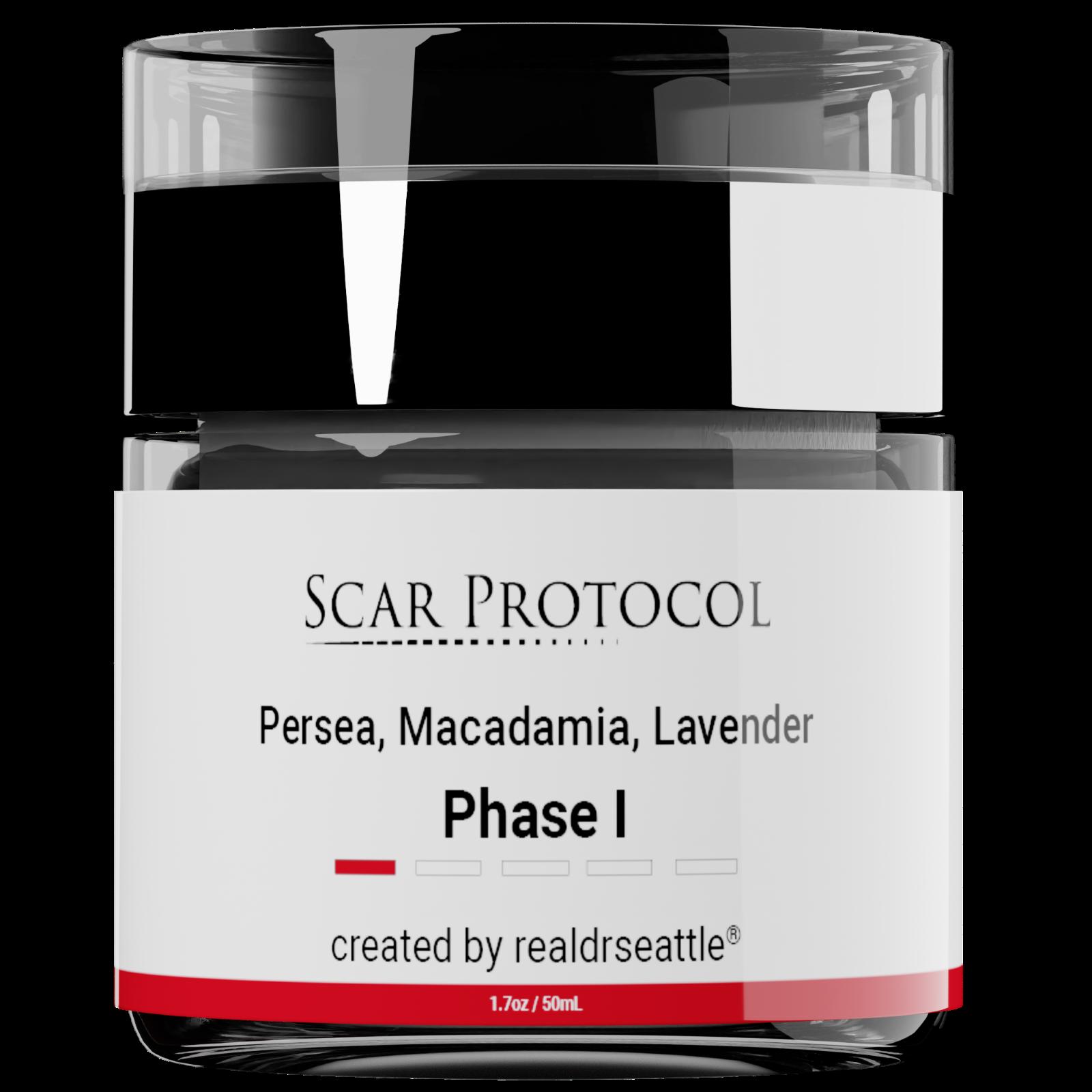Scar Protocol Phase 1 Jar Cream