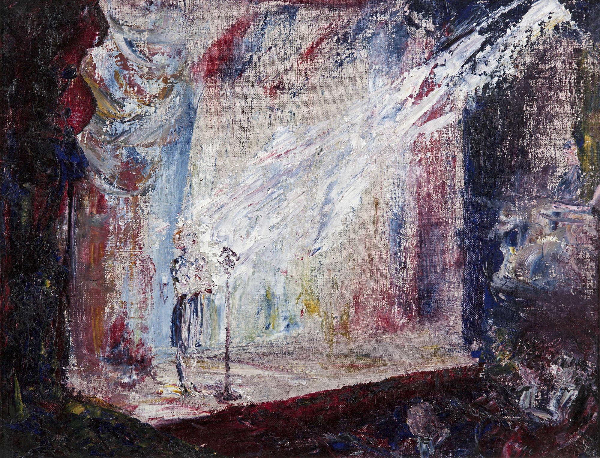 Jack Butler Yeats RHA (1871-1957)