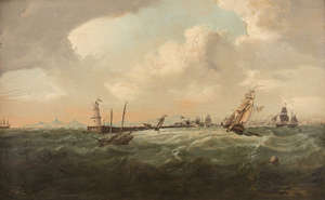 WILLIAM SADLER II (C.1782-1839)