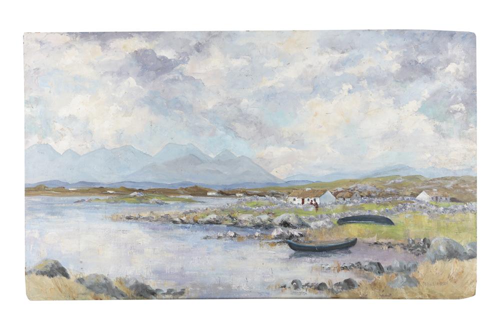 Fergus O'Ryan RHA (1911-1989)