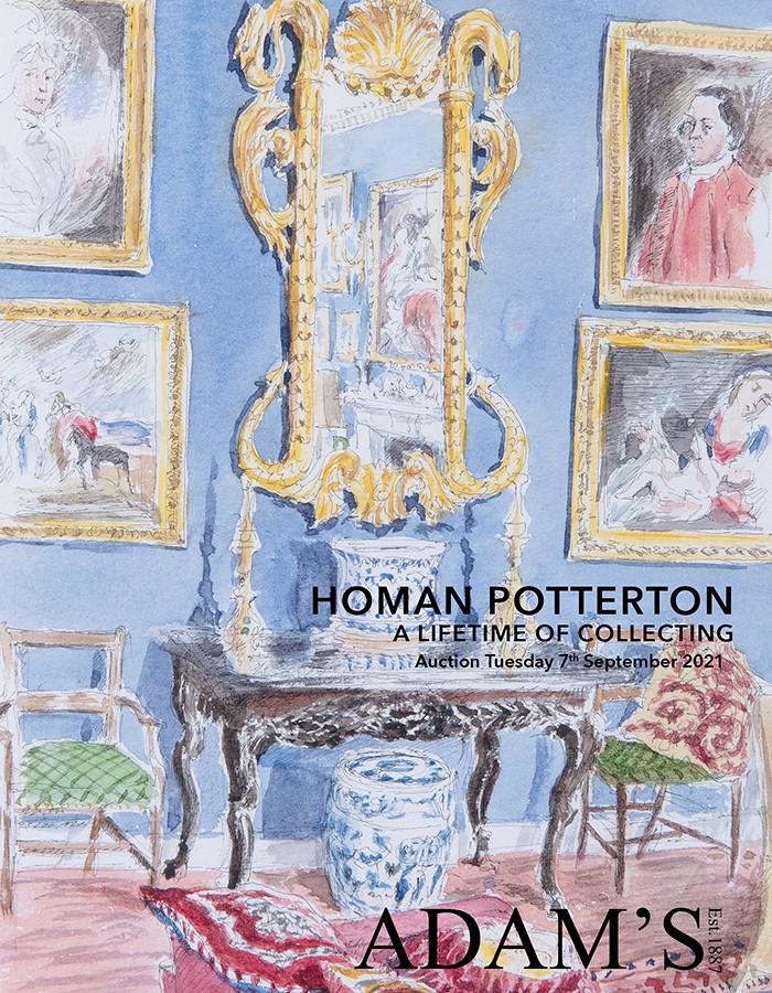 HOMAN POTTERTON | A LIFETIME OF COLLECTING