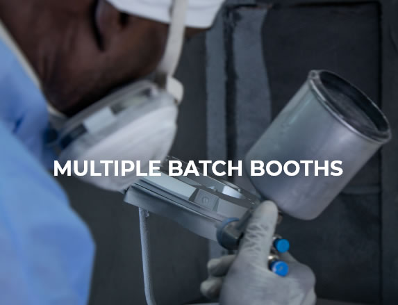 Multiple Batch Booths
