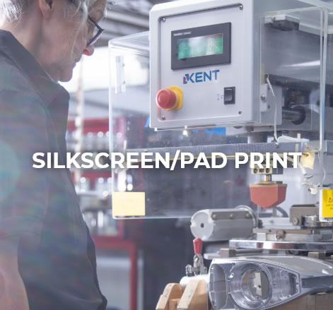 Silkscreen/pad print