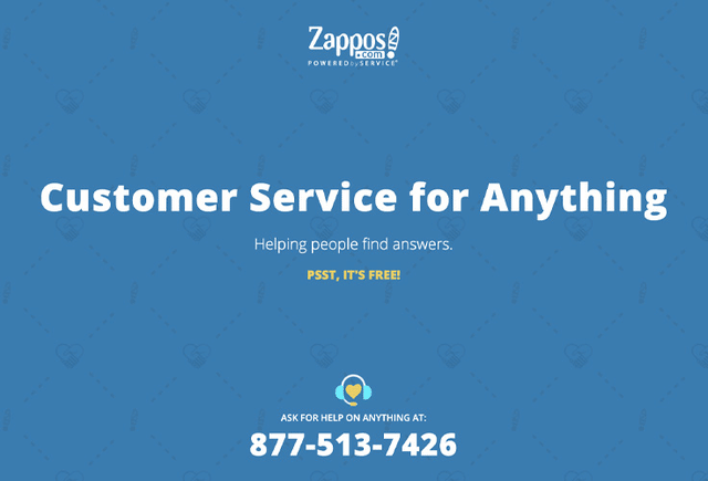 Brands such as Zappos invested in customer service by addressing the whole customer experience, not just product support.