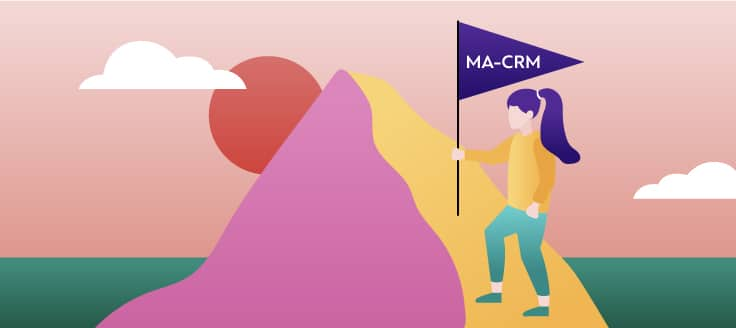 You should start seeing the positive impact of integrating your CRM and MA tools almost immediately.