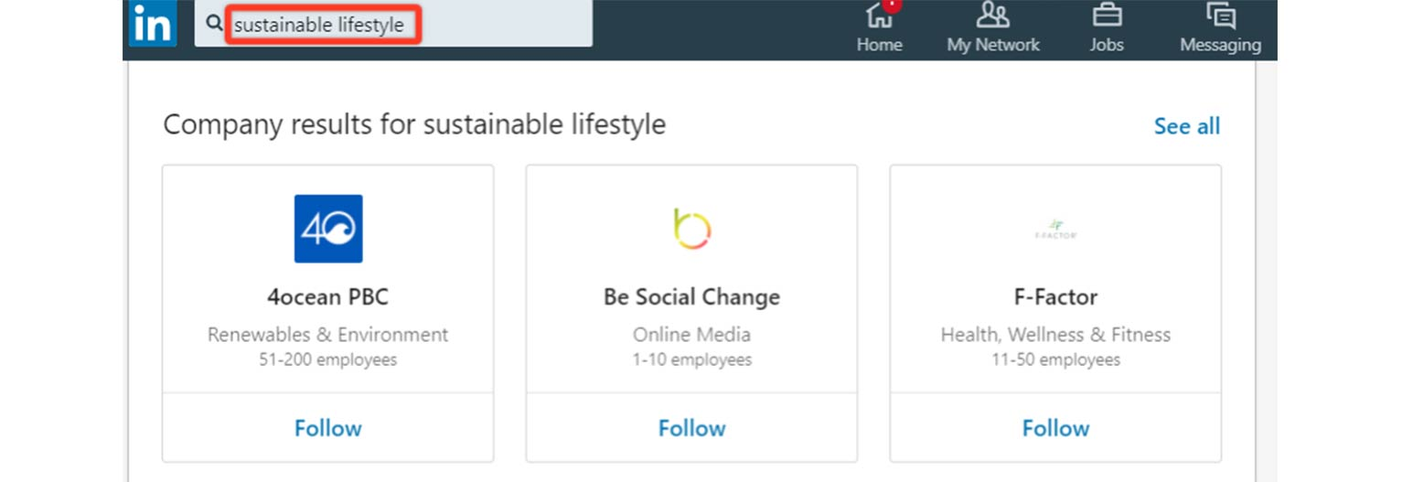 "Depending on your location, 4ocean PBC might be one of the first company pages that show up when you search for ""sustainable lifestyle."""