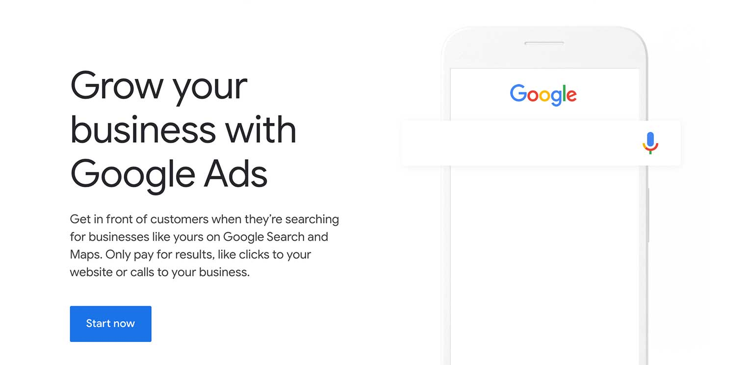 Essentially, Google Ads is the search engine marketing platform.