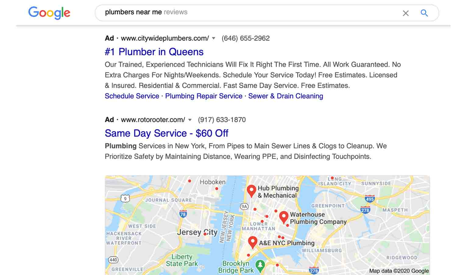 You also can optimize your PPC campaigns for local searches.
