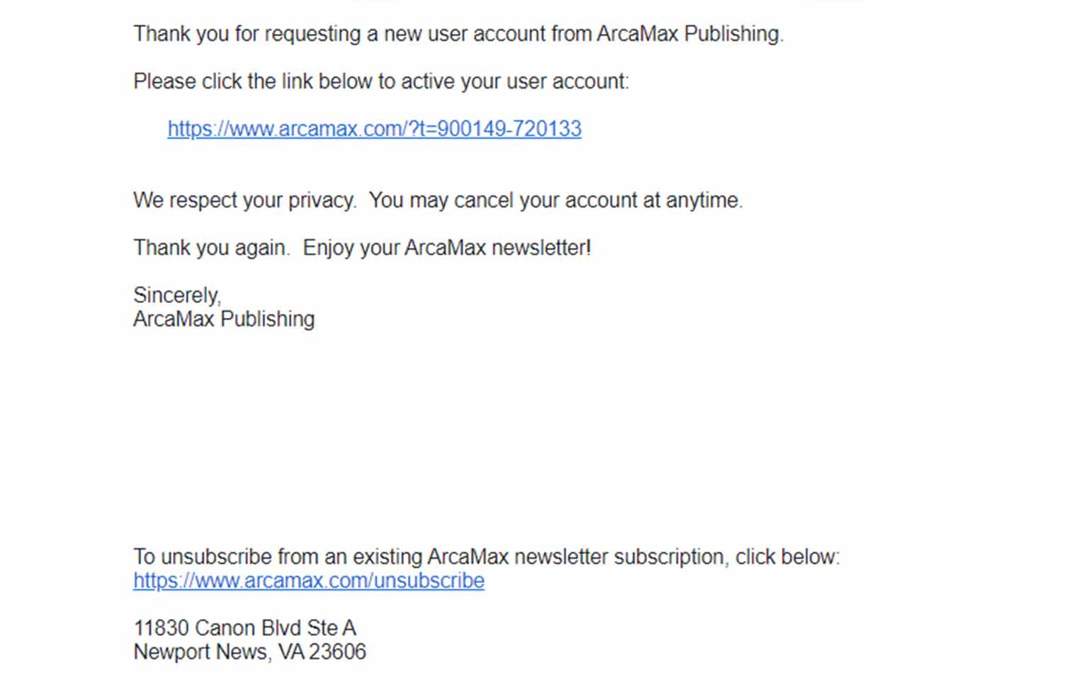 When ArcaMax Publishing started using double opt-in, the syndication service company saw improved email deliverability rates in the first week.