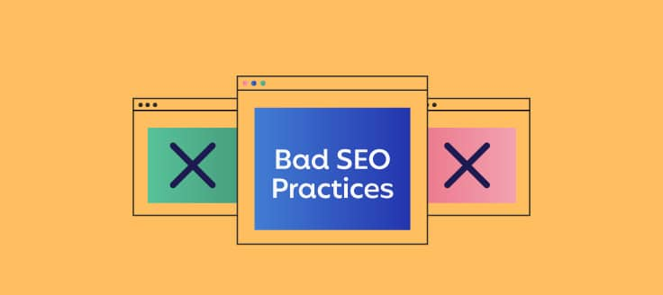 When conducting a backlink analysis, there are a number of unethical SEO tactics that you'll need to keep an eye out for.