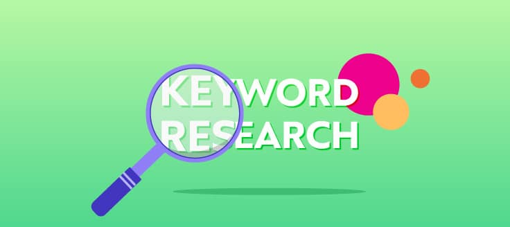 It all boils down to search intent when it comes to keyword research.