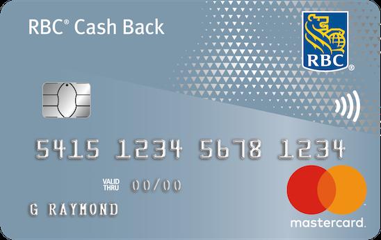 RBC Cash Back Mastercard