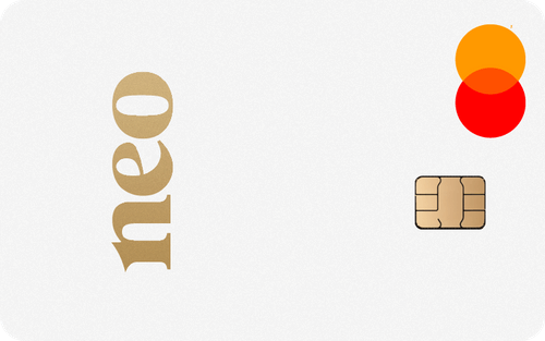 Neo Rewards Cashback Card