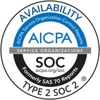 Availability AICPA SOC Type 2 SOC 2 Compliance
