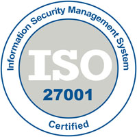 Compliance Certification for /iso 27001.
