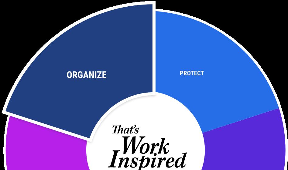 Organize Solution Wheel