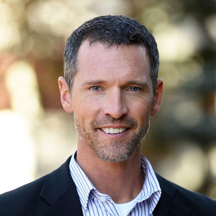Josh Baxter, CEO da NetDocuments.