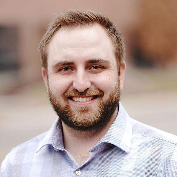 Headshot image of TJ Sumner, Senior Account executive at NetDocuments.
