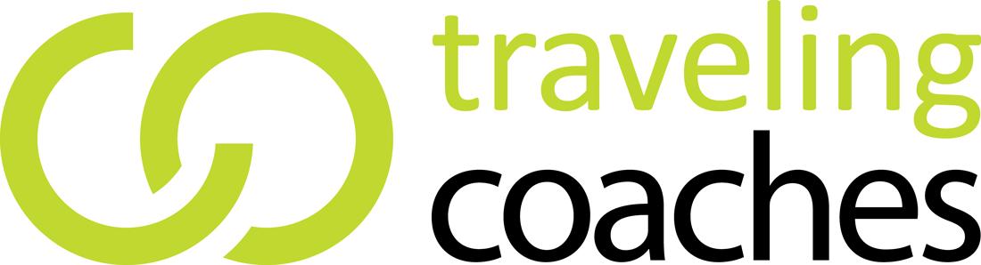Logotipo da Traveling Coaches