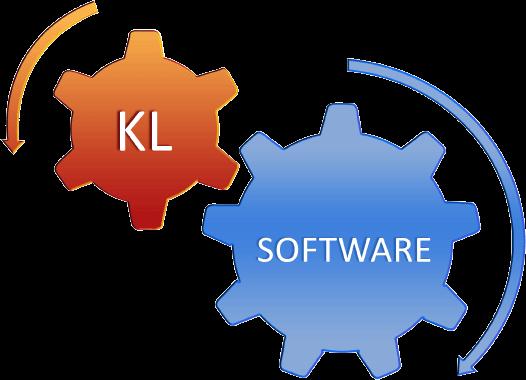 Logotipo da KL Software