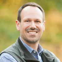 Retrato do palestrante da ILTA Con 2021 Dan Hauck da NetDocuments