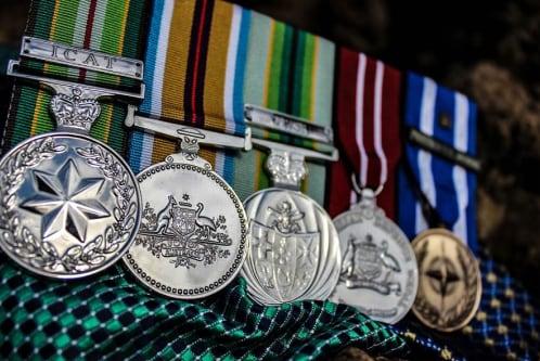 AVOB Medals