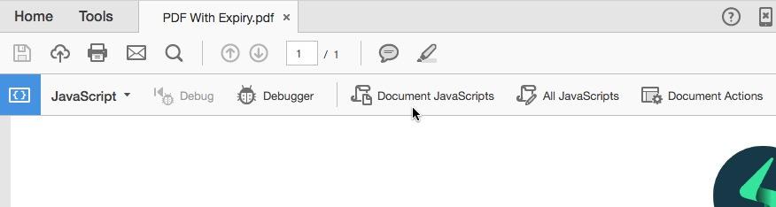 adobe-acrobat-document-javascripts