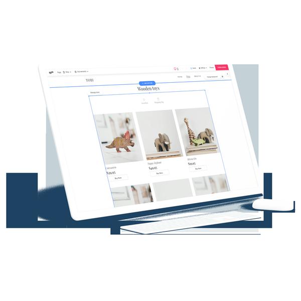 Zyro Website Builder