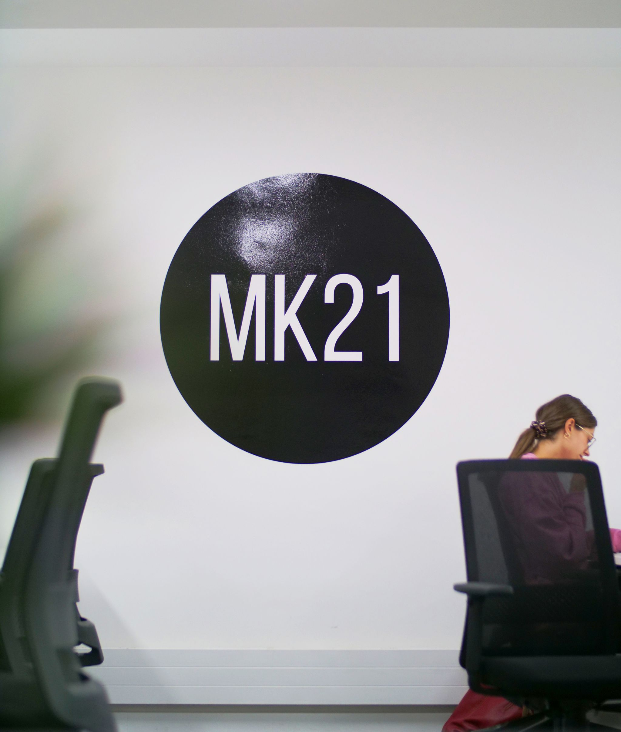 MK21 Office Photo
