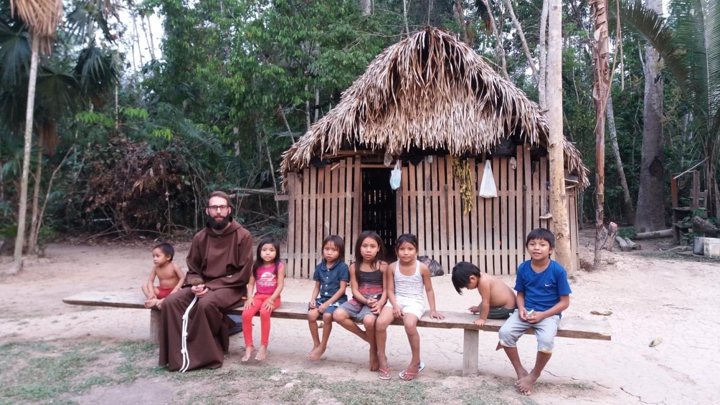 Missão na região Amazônica. OFMCap