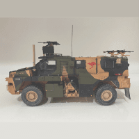 Mods Military Models