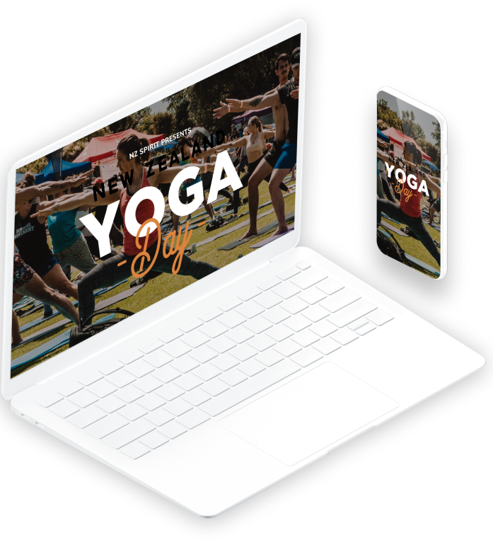NZ Yoga day available online