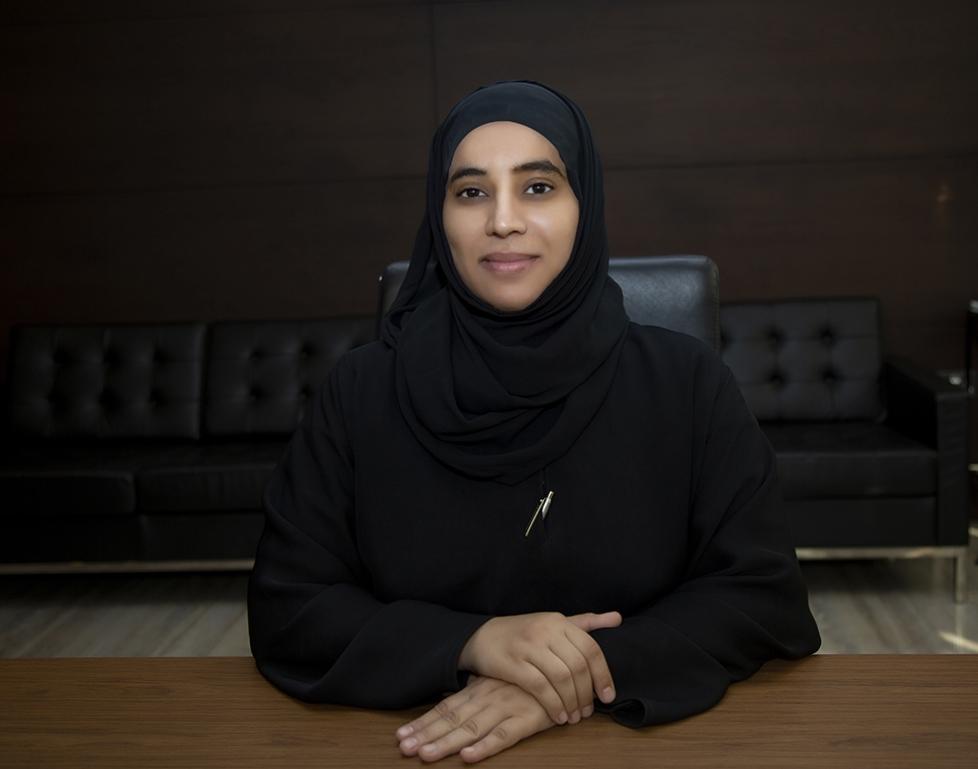 Maryam Al Saadi