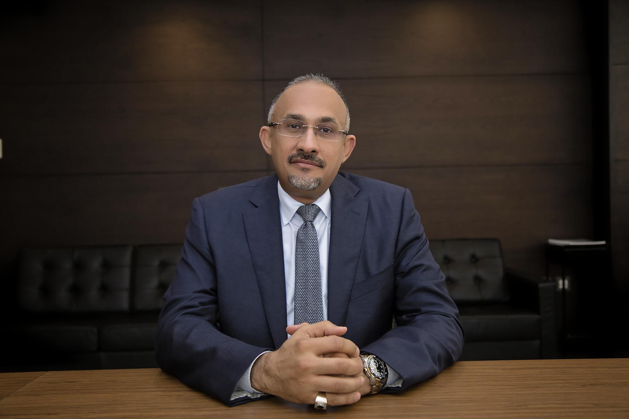 Khaled Al Wazir
