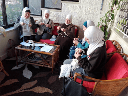 knitting for freedom