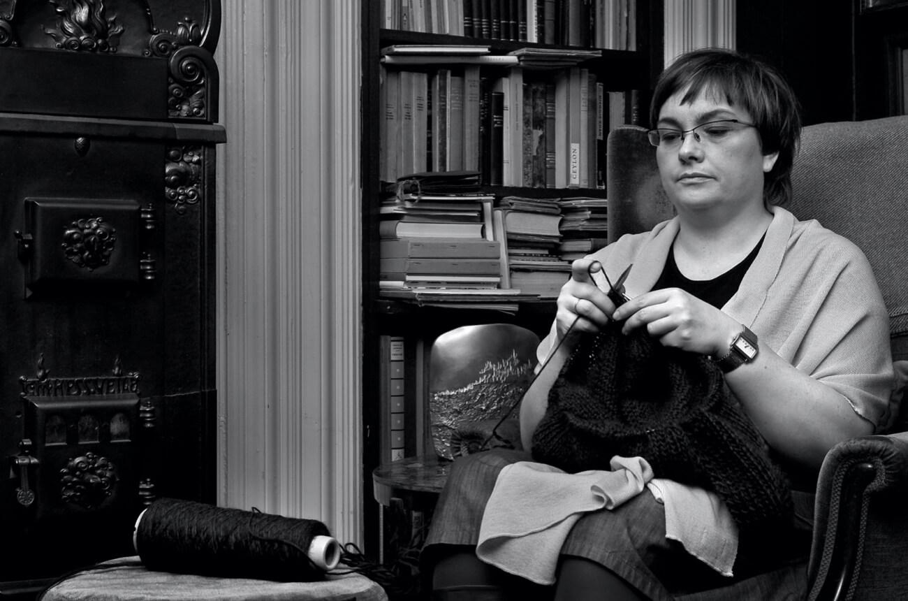 the knitting ladies of guðrun & guðrun
