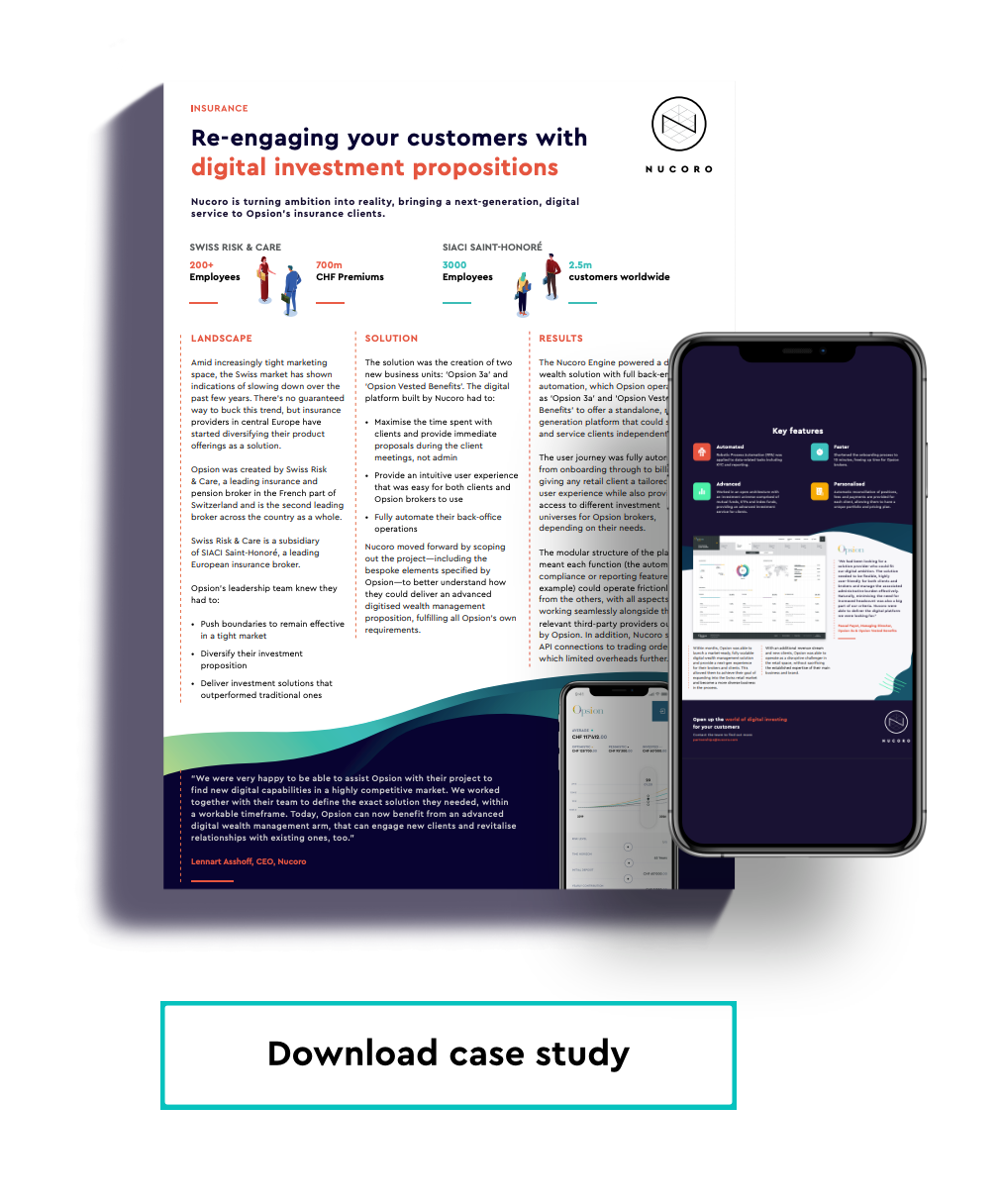 Opsion case study