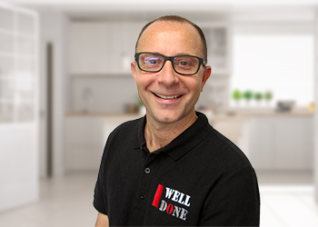 Federico Bellu from Well Done - Kitchen Renovations